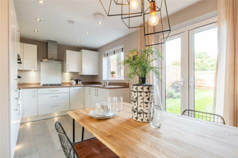 Land off Croft Road, Swindon, SN1 4DT. 3 bedroom detached house for sale