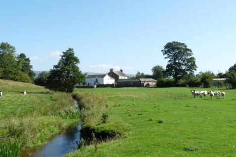 Sykeside Farm, Soulby, Kirkby Stephen. 3 bedroom house for sale