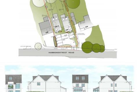 Hammondstreet Road, West Cheshunt - Development Opportunity. Land for sale