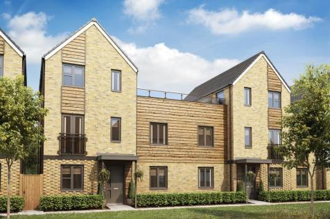 Cowdray Avenue, Colchester, CO1. 3 bedroom town house