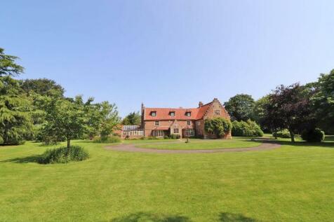 Bradley Manor, Church Lane, Grimsby. 9 bedroom manor house