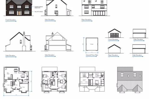 Plot 4, Thoresby Road, Tetney. 6 bedroom detached house