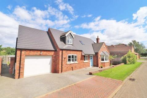 Willow Park, Barnoldby-Le-Beck. 4 bedroom detached house for sale