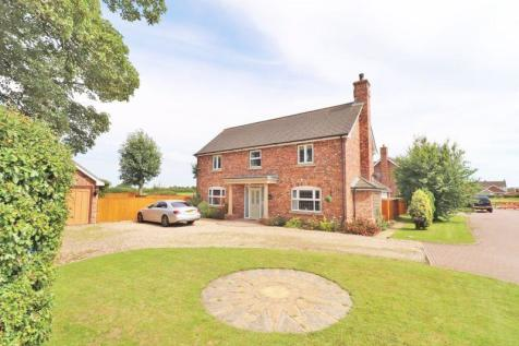 Jacobs Close, Utterby. 4 bedroom detached house