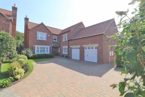 Church View, Tetney. 4 bedroom detached house for sale