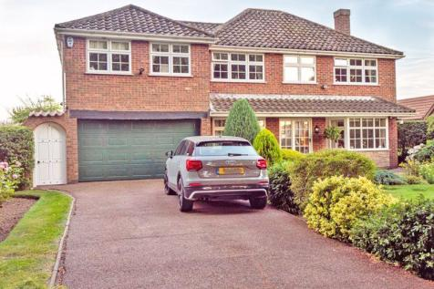 The Anchorage, Station Road, North Thoresby. 4 bedroom detached house for sale
