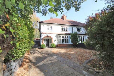 Welholme Avenue, Grimsby. 3 bedroom semi-detached house for sale