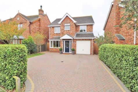 Cheltenham Way, Cleethorpes. 4 bedroom detached house for sale