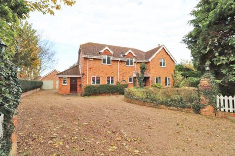 Summerfield House, Church Lane, Keelby. 5 bedroom detached house for sale