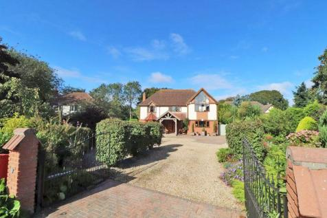 Dickens Beck Lane, Covenham St. Mary. 4 bedroom detached house