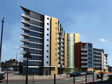 Perth Road, Ilford, Essex, IG2. 1 bedroom apartment