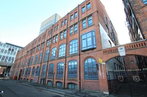 Clyde Court, Erskine Street, Leicester, LE1. 2 bedroom apartment