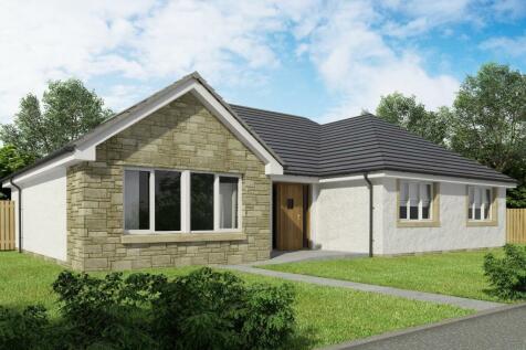 Robbiesland Drive, Cumnock. 3 bedroom detached bungalow for sale