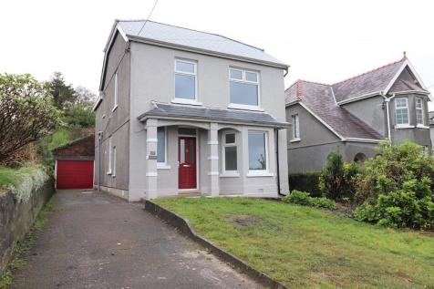 Heol Y Parc, Cefneithin, Llanelli, Carmarthenshire. SA14 7DL. 4 bedroom detached house