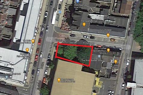 Linthorpe Road, Middlesbrough. Plot for sale