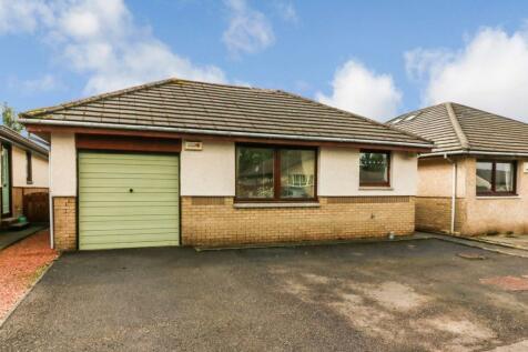 Lismhor, Mosscastle Road, Slammanan FK1 3EL. 3 bedroom detached bungalow