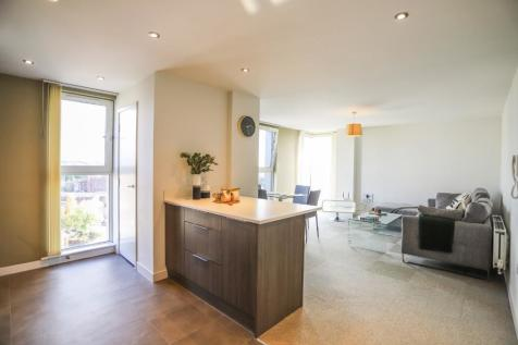 Chippenham Road, Manchester, Greater Manchester, M4. 2 bedroom apartment