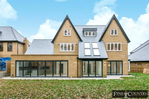 Wisteria Lane, Woodcroft, Winchmore Hill, London, N21. 5 bedroom detached house for sale
