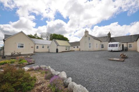 Ballaird Farm, Pinwherry, Nr Girvan, Ayrshire, KA26 0QB. 5 bedroom character property
