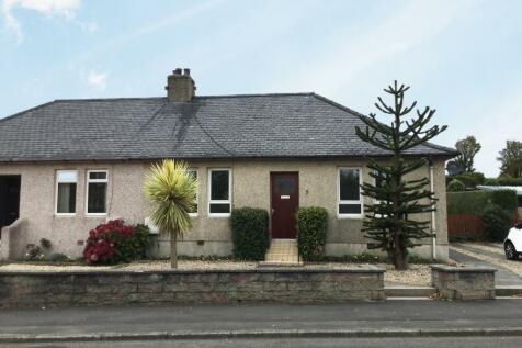 Kilmarnock Road, Dundonald, South Ayrshire, KA2. 2 bedroom bungalow