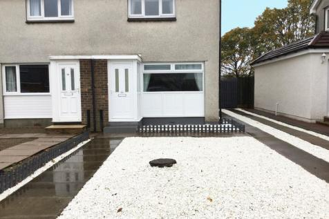 Staffin Road, Troon, South Ayrshire, KA10. 2 bedroom semi-detached house