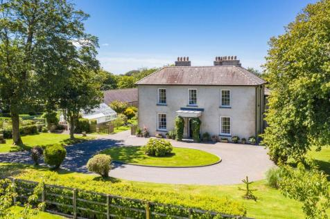Lochturffin, Mathry, Pembrokeshire, SA62 5JE. 8 bedroom detached house for sale