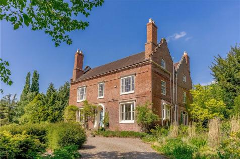 Stockton, Worcester, Worcestershire, WR6. 9 bedroom detached house