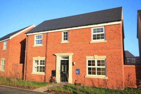 Bran Rose Way, Holmer, Hereford, HR1. 4 bedroom detached house