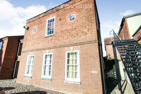Thorneloe Place, Thorneloe Walk, Worcester, Worcestershire, WR1. 2 bedroom apartment