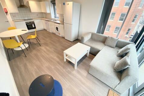 Rockingham Lane, Sheffield. 1 bedroom house share