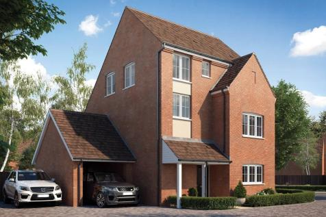 Off of Orchard Way, Kings Hill, West Malling, ME19 4ED. 4 bedroom detached house for sale