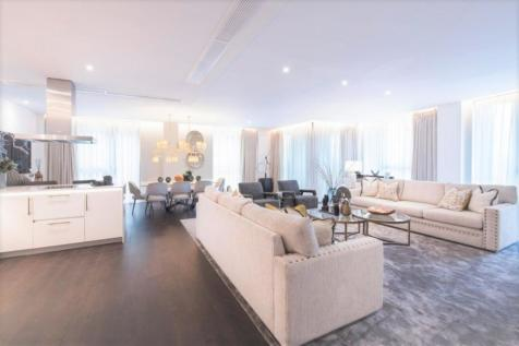 Nine Elms. 3 bedroom penthouse for sale