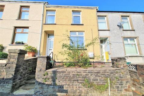 Llanwonno Rd, Darrenlas, Mountain Ash, Cf45 3Nb. 3 bedroom terraced house