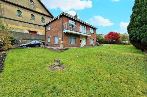 South Street, Dowlais, Merthyr Tydfil, Merthyr Tydfil, CF48 3DS. 4 bedroom detached house for sale