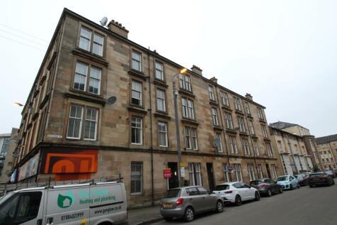 Brechin Street, Finnieston, Glasgow, G3. 2 bedroom flat