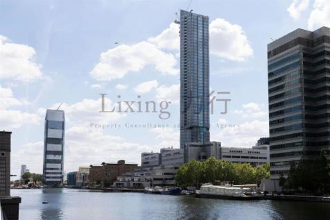 The Madison, Canary Wharf, London, E14. 3 bedroom apartment for sale