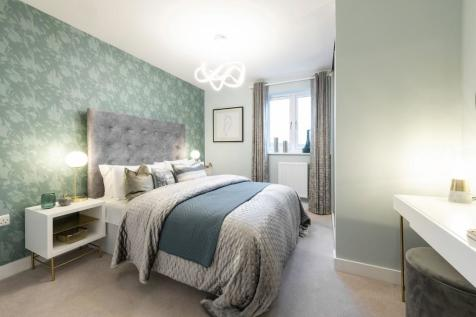 Keepers Green Sales Office, Chichester, PO19 6YE. 2 bedroom apartment for sale