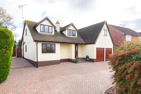 Chignal Road, Chelmsford. 5 bedroom house for sale
