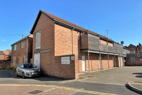 Sansome Place, Worcester. 1 bedroom apartment
