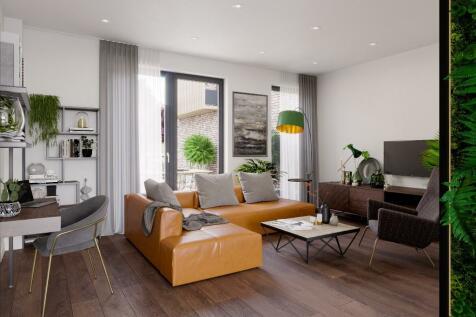 Plough Lane, London, SW17 0BL. 1 bedroom flat for sale
