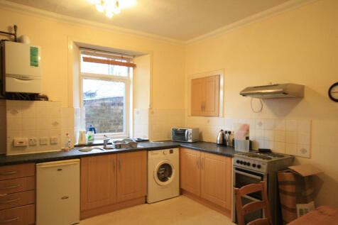 James Street, Riverside, Stirling, FK8. 2 bedroom flat