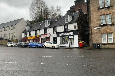 Glencoe Road, Stirling Town, Stirling, FK8. 2 bedroom flat