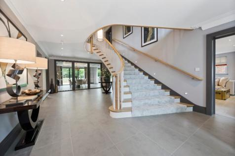 Burleigh Lane, North Ascot, Ascot, SL5. 6 bedroom detached house for sale