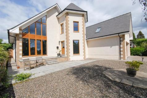 Kinkellas, 25 Glamis Drive, Dundee, DD2 1QN. 5 bedroom detached house for sale