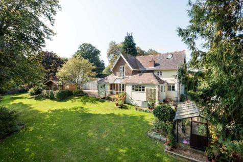 Hentland, Ross-On-Wye -Three properties in 9 acres. 5 bedroom detached house for sale