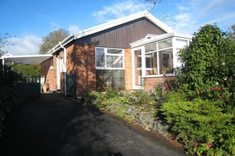 Almeley Herefordshire. 2 bedroom detached bungalow