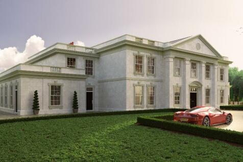 Englefield Park, Kingswood Rise, Englefield Green, Surrey, TW20. 7 bedroom house for sale