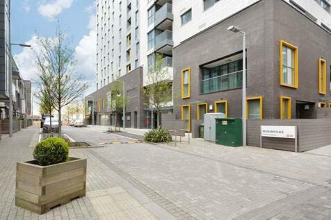 Bessemer Place, London, SE10. 1 bedroom flat