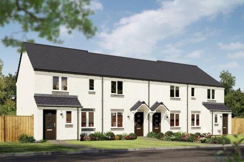 Rosslyn Street, Kirkcaldy, KY1. 3 bedroom end of terrace house