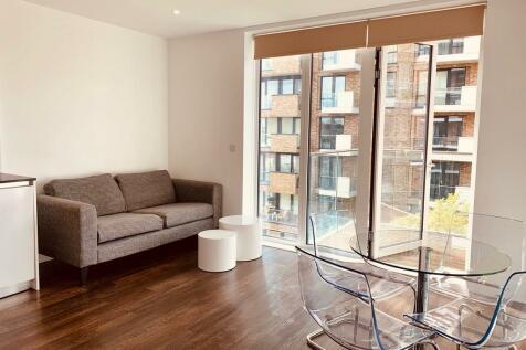 Compton House, Royal Arsenal. 1 bedroom apartment